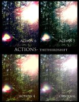 Actions. by thethiirdshift
