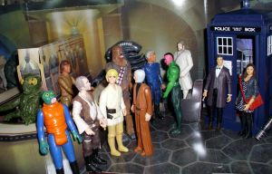 The Doctor Visits Mos Eisley Cantina by CyberDrone