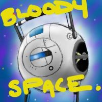 Bloody Space by LCNeko-tan