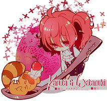 Karuta and Watanuki - Sweet and Sweet by FlowerSnow