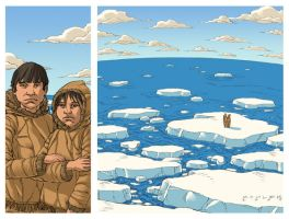 Inuit Series 13 by JerMohler