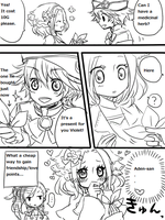 Rune factory Tides of destiny comic translated by Revan-sama