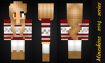 Minecraft: Winter Sweater Skin Preview by mineskinz
