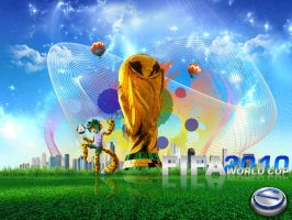 Fifa 2010 World Cup by boykulas