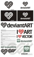 MY deviantART LOGOTYPE by AtixVector