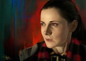 Molly Hooper by Addigni