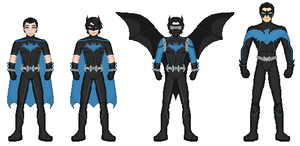 The 2nd sidekick: Batboy by Dudewithasmile