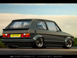 VW GTi by tuninger