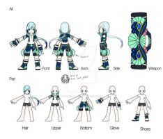 [Elsword] RE: El Shard Elements [Chung] by ChibiSalLina