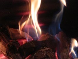 Crackling Fire by ScotsGirl96
