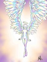 angel by cypherbane