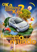 Ford Ka by DZNho