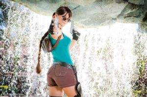 Lara Croft - Tomb Raider by Cortana2552