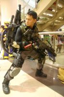 Snake Eyes PCC by pagawanaman