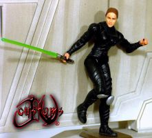 Padme Amidala Skywalker Jedi by jvcustoms