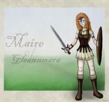 Maire of Gleannmara by meowsap