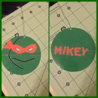 TMNT - Mikey by GuardianKrayla