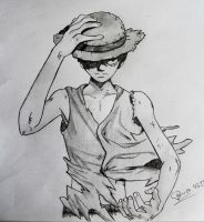 Luffy by ViivaVanity