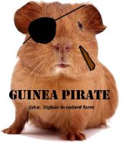 Guinea Pirate by xCheshireGrin228
