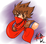 Strider Hiryu - 172013 by ReximusPlus