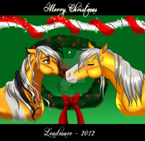 Merry Christmas 2012 by Leadmare