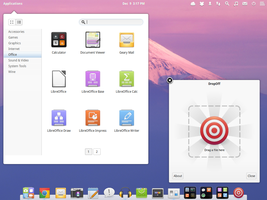 elementary os themed by kxmylo