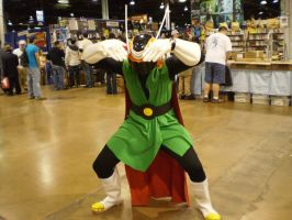 ACen 2012: Dragonball Z by Mythii-Tan