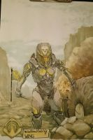 Halo 5: WildBlackWing by Black-Wing24