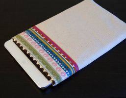 Ipad Sleeve 2 by Kurisuko-sama