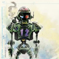 ROBOT 12 by BillReinhold