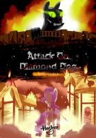 Attack On Diamond Dog by Camaine