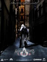 Assassin's Creed Movie Poster by Alex4everdn