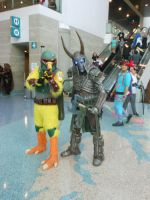 Comikaze Expo 2013 7 by MidnightLiger0