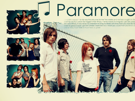 Paramore Wallpaper by RetartedRabbits