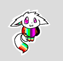 rainbow my youngest kit by StarTheEeveeRules