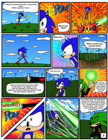 Sonic the Hedgehog Z #1 Pg.2 Mar 2013 READ DESC. by CCI545