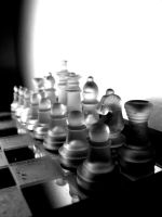 Chess IV by Adomius