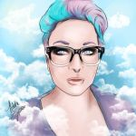 Cloud in the Sky by IllustratedEye
