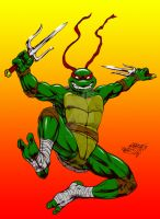 Raphael MatiasSoto colored by FoxKids1302