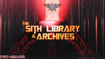 The Sith Library Banner II by Darth-Pravius