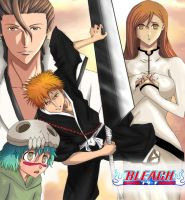 Bleach After Dark by paru-sama