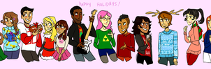 happy holidays from hss! by ama-je