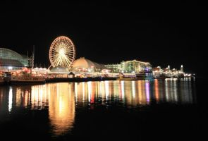 Navy Pier by Startle3iv