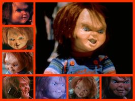 Child's Play 2 Collage by sonicshadowlover13