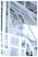 winter story white room by aquaking