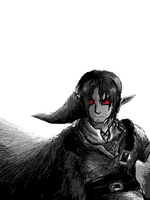 Dark Link by Touken2