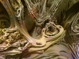 Extra Gnarly Mandelbulb by Gibson125