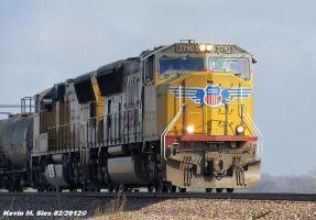 UP 3790 leads UP MPRPB 05 by EternalFlame1891