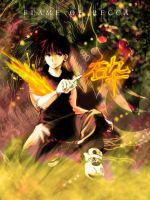 Flame of recca - Rekka Hanab.. by pauldng