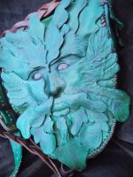 Greenman pouch close up by Mica1323